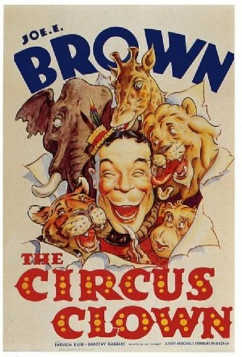 The Circus Clown movie poster