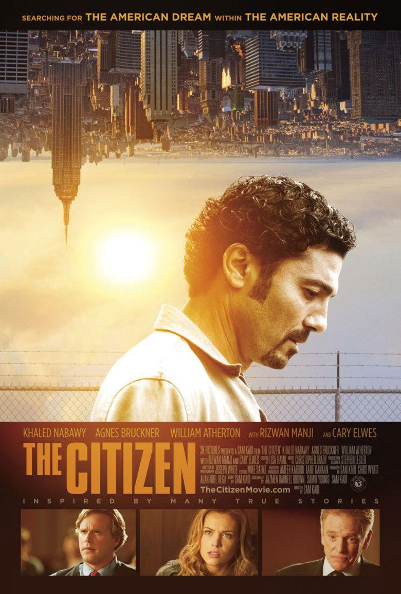 The Citizen (film) movie poster