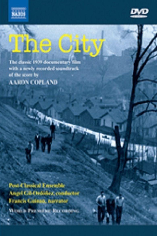 The City (1939 film) movie poster