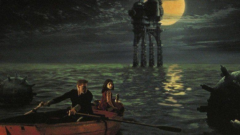 The City of Lost Children movie scenes
