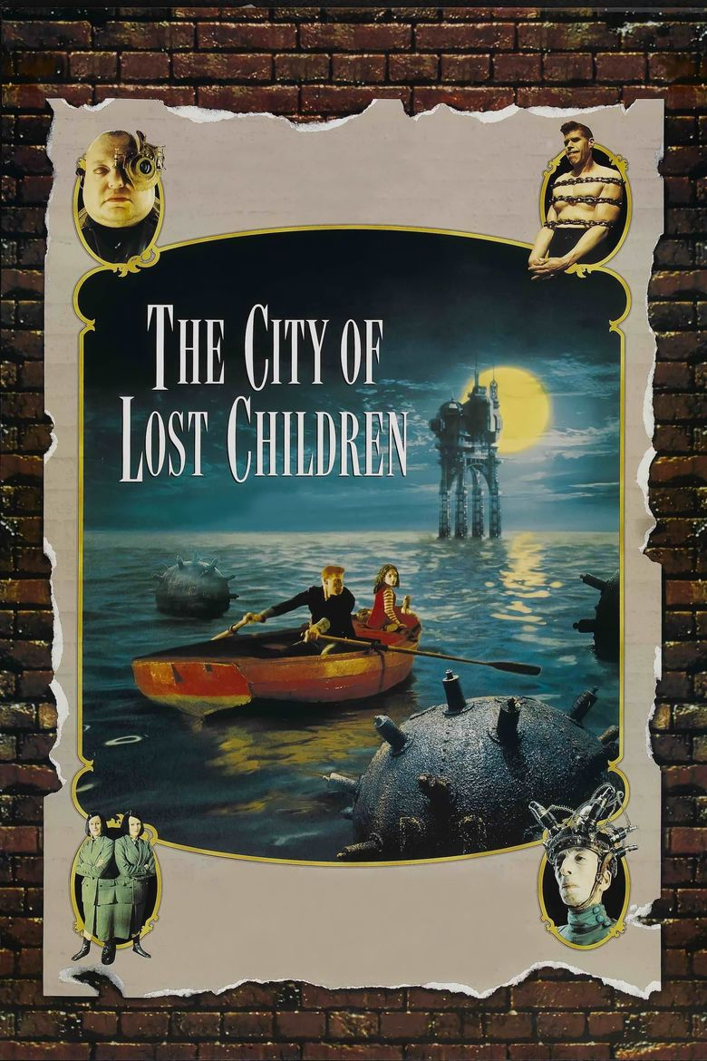The City of Lost Children movie poster