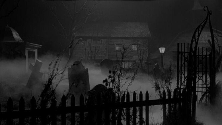 The City of the Dead (film) movie scenes