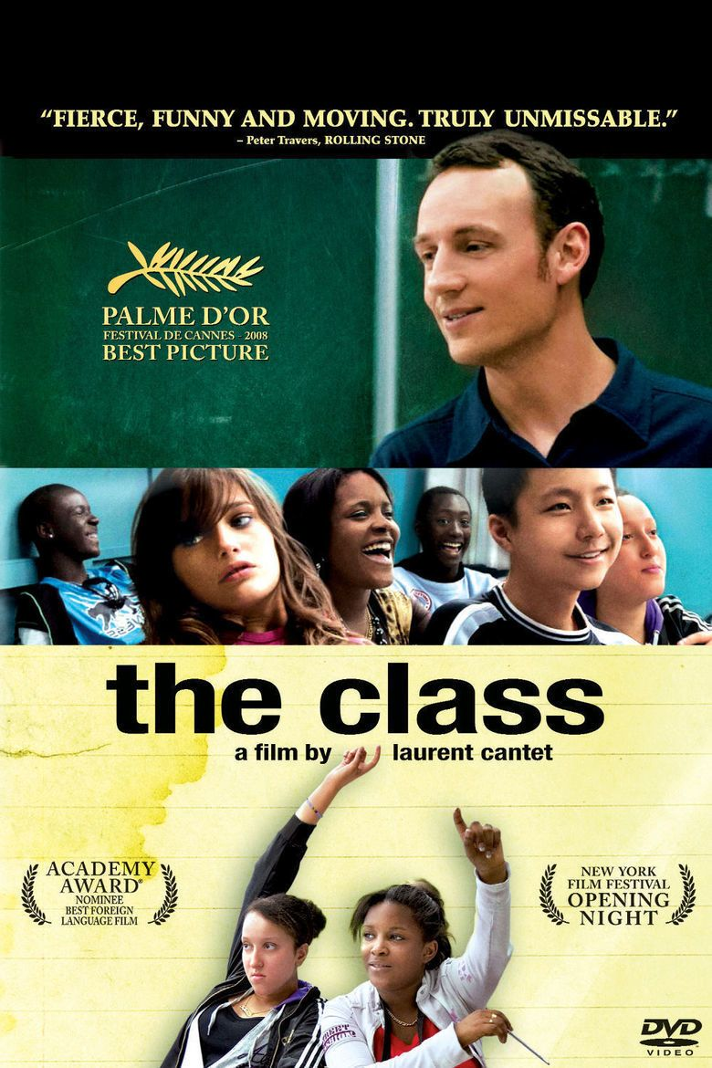 The Class (2008 film) movie poster