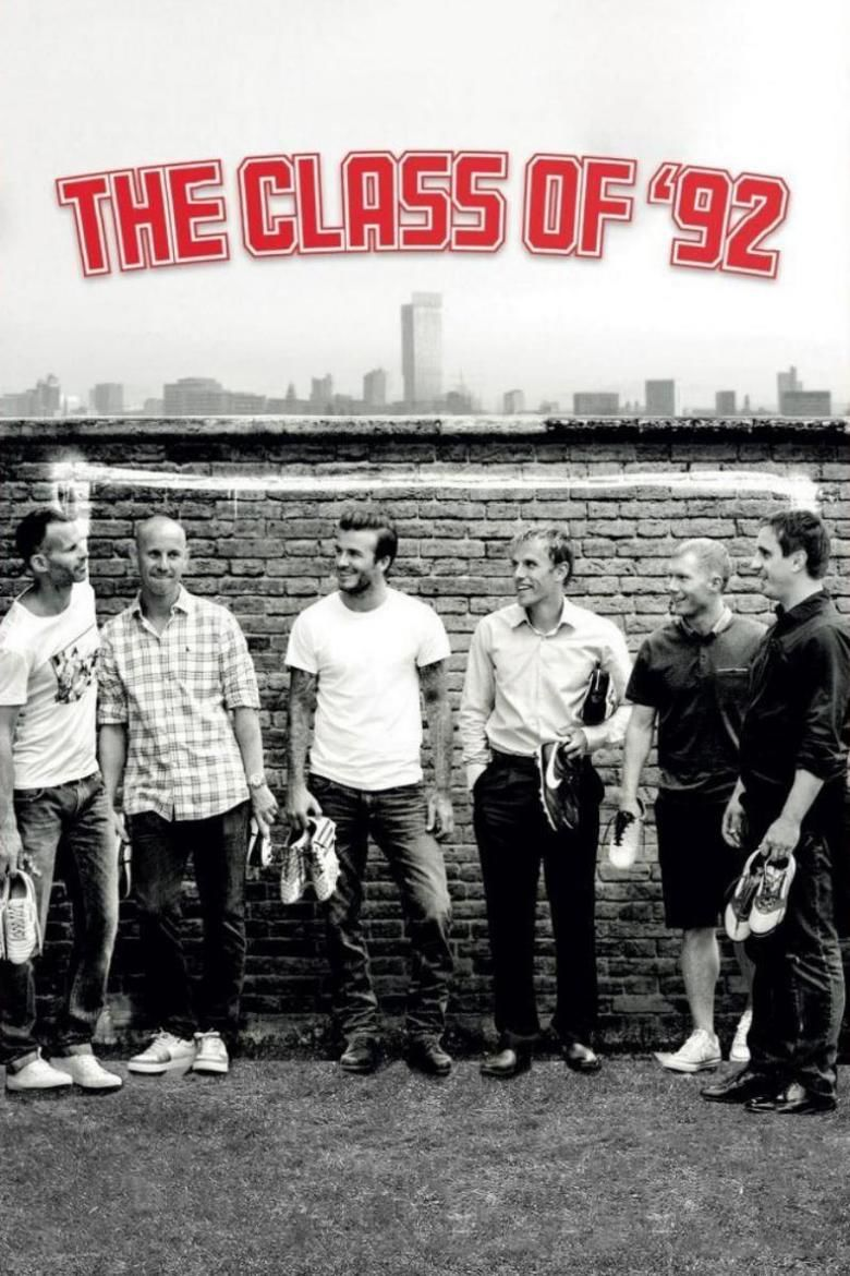 The Class of 92 movie poster
