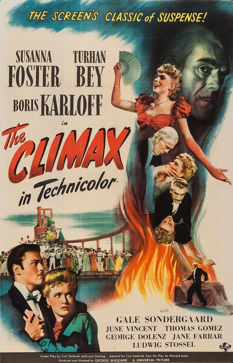 The Climax movie poster