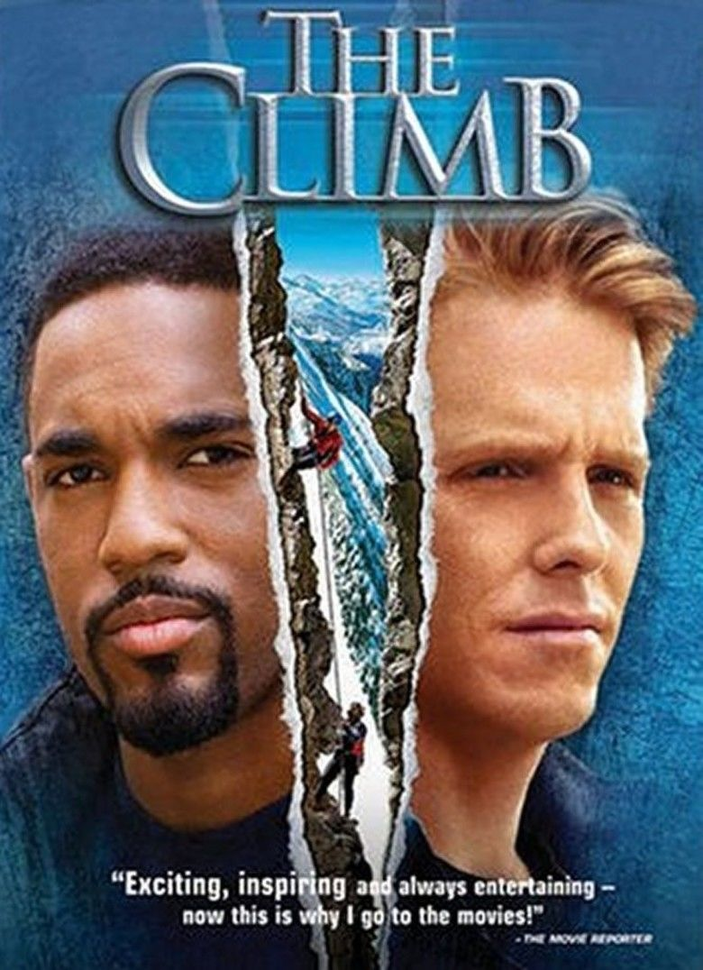 The Climb (2002 film) movie poster