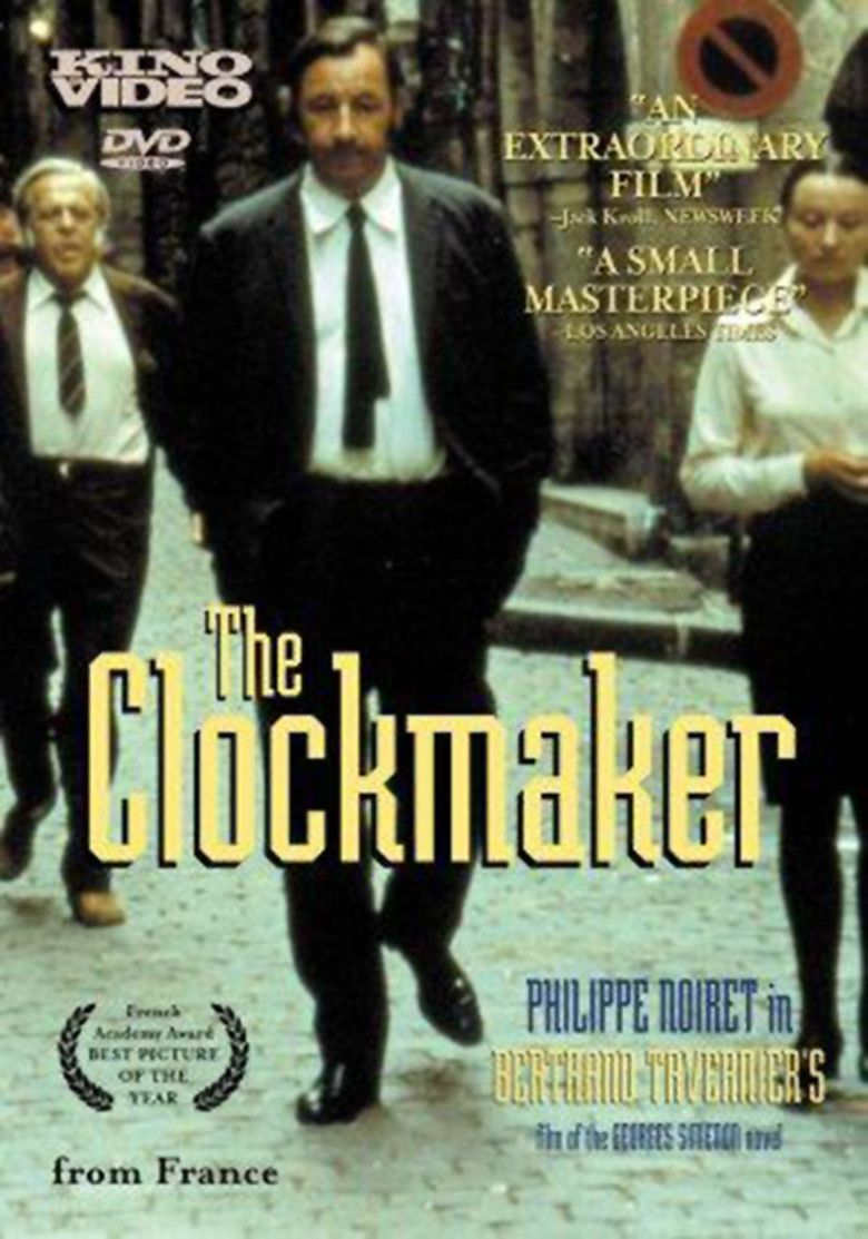 The Clockmaker movie poster