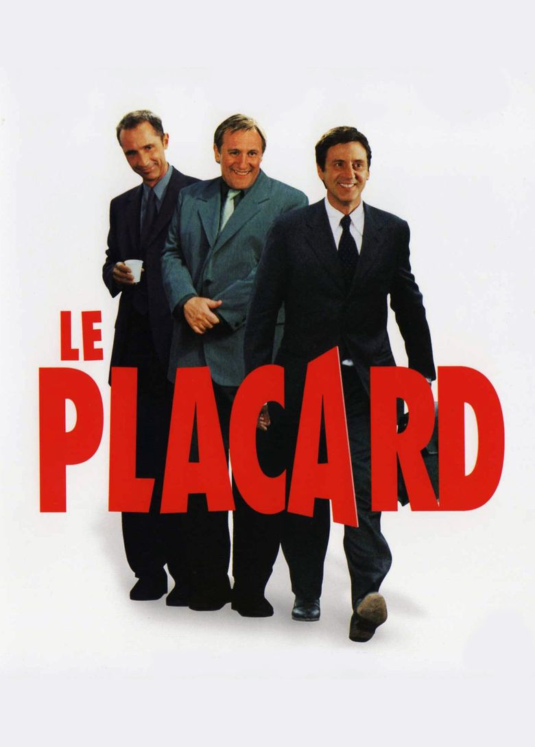 The Closet (2001 film) movie poster