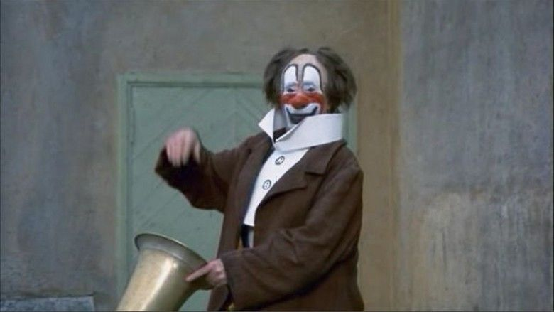 The Clowns (film) movie scenes