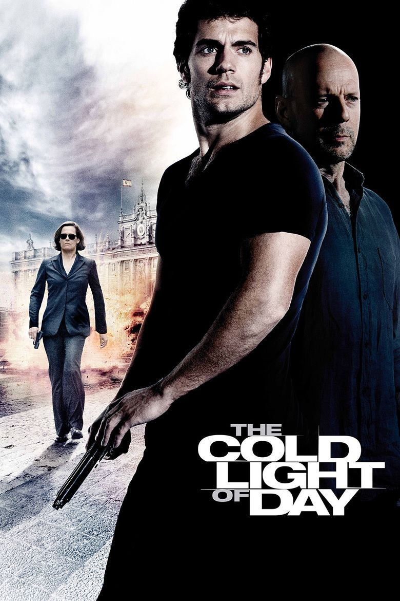 The Cold Light of Day (2012 film) movie poster
