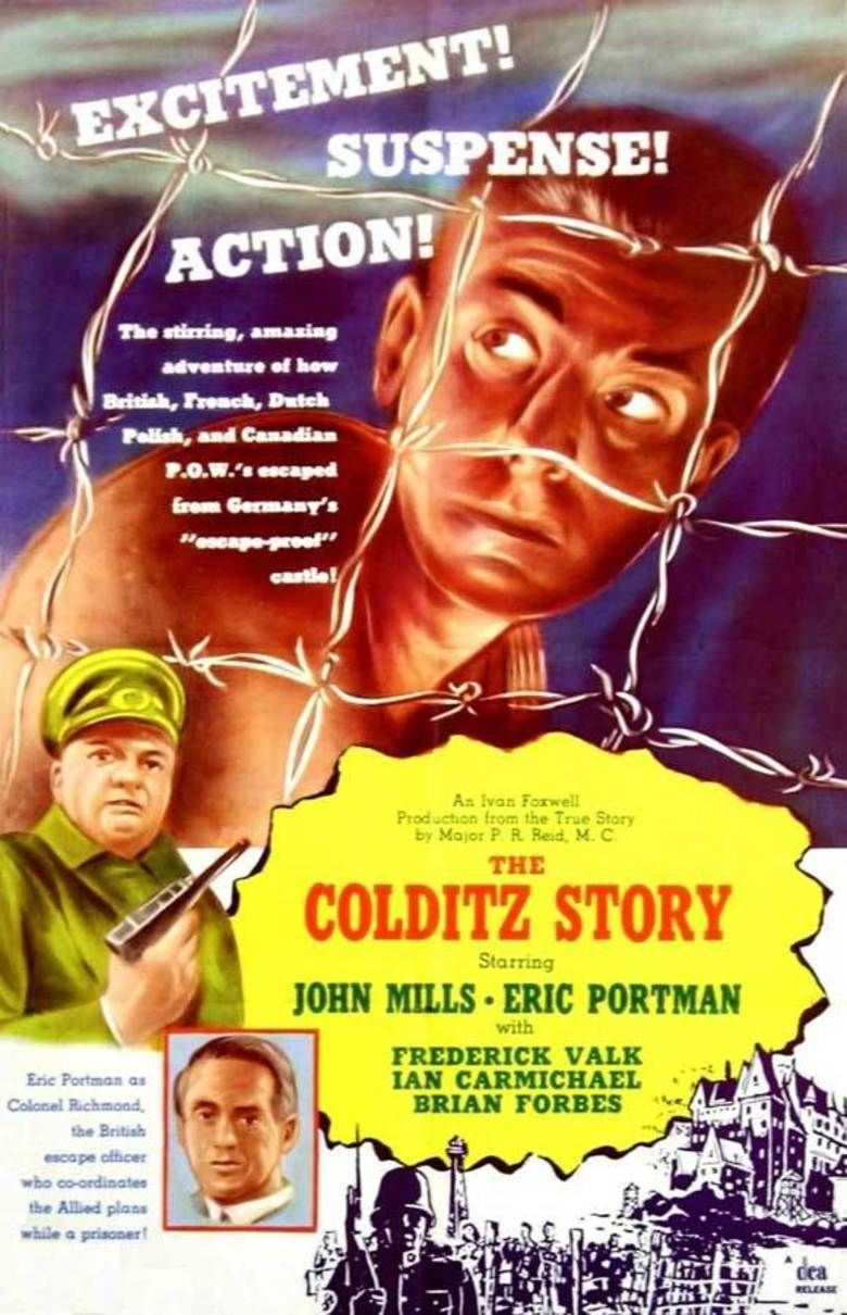 The Colditz Story movie poster