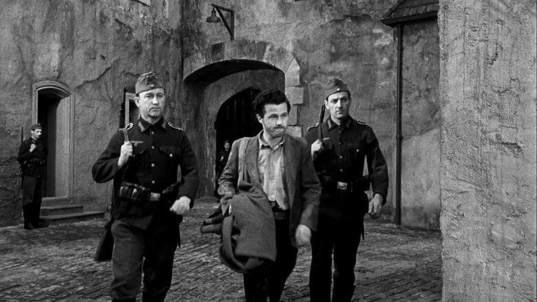 The Colditz Story movie scenes