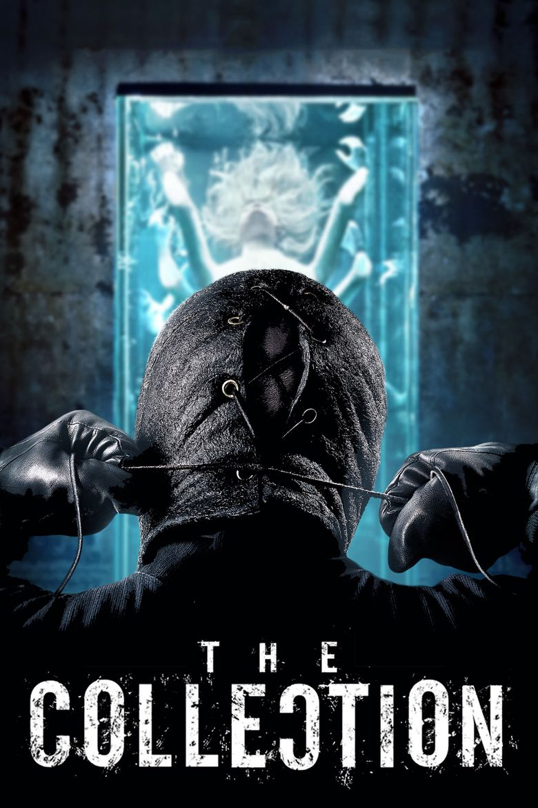 The Collection (film) movie poster