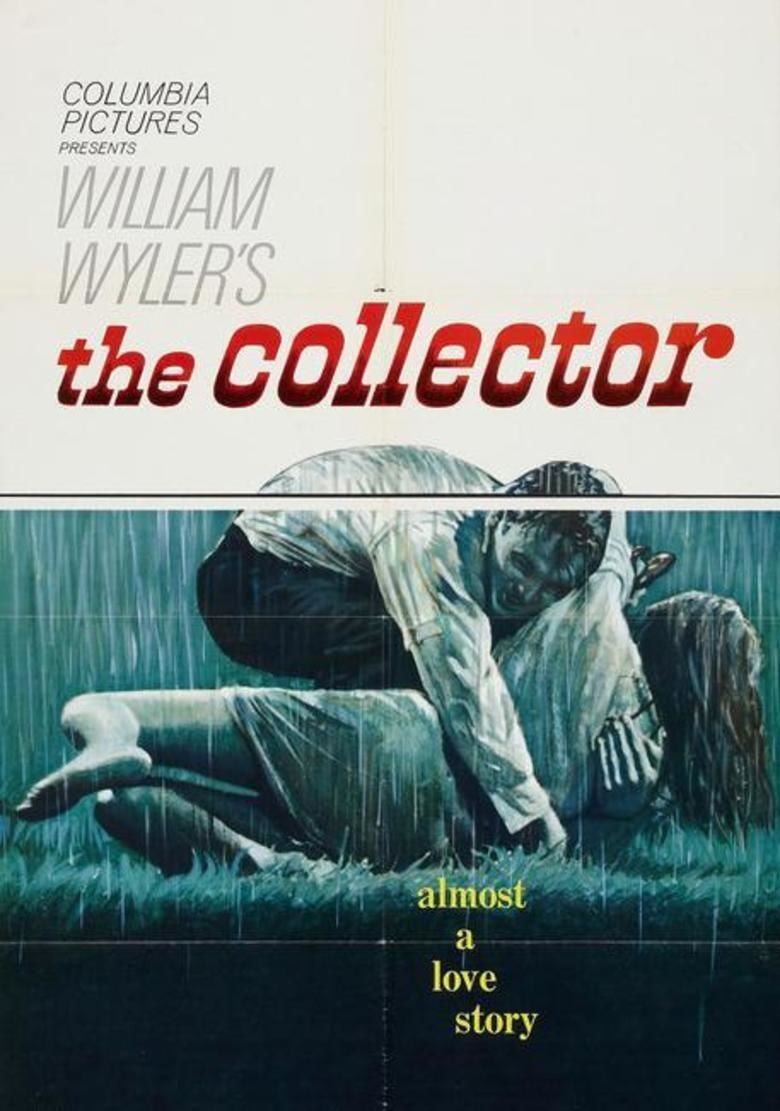 The Collector (1965 film) movie poster