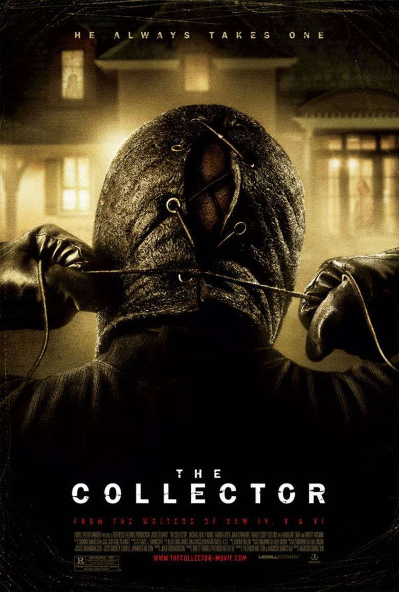 The Collector (2009 film) movie poster