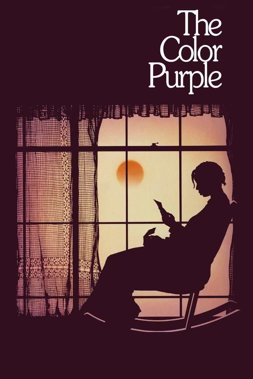 The Color Purple (film) movie poster