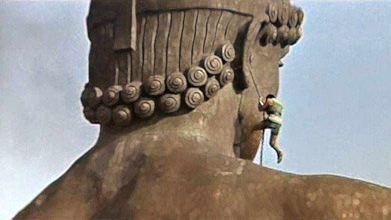 The Colossus of Rhodes (film) movie scenes