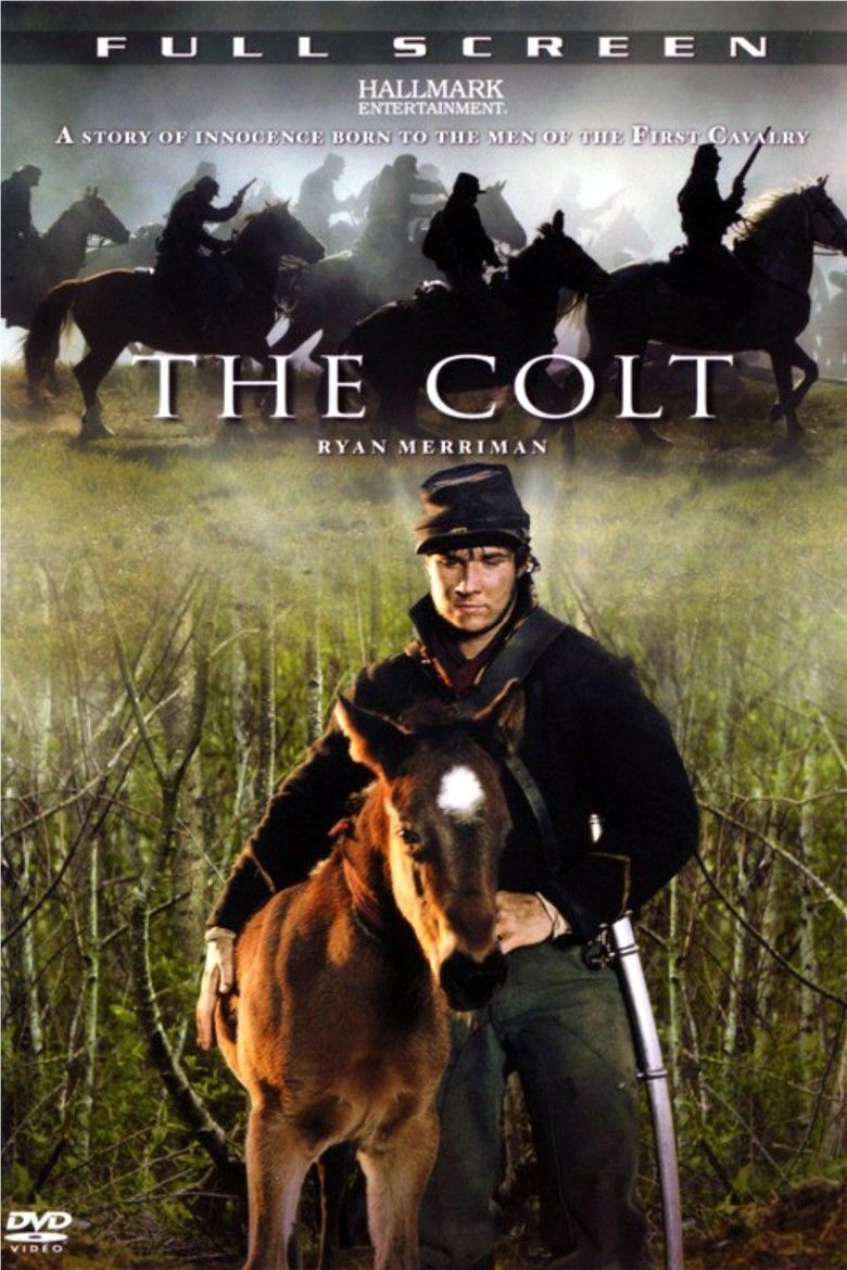 The Colt (film) movie poster
