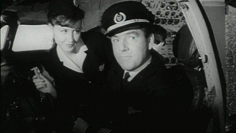 The Comedy Man movie scenes
