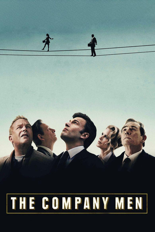 The Company Men movie poster