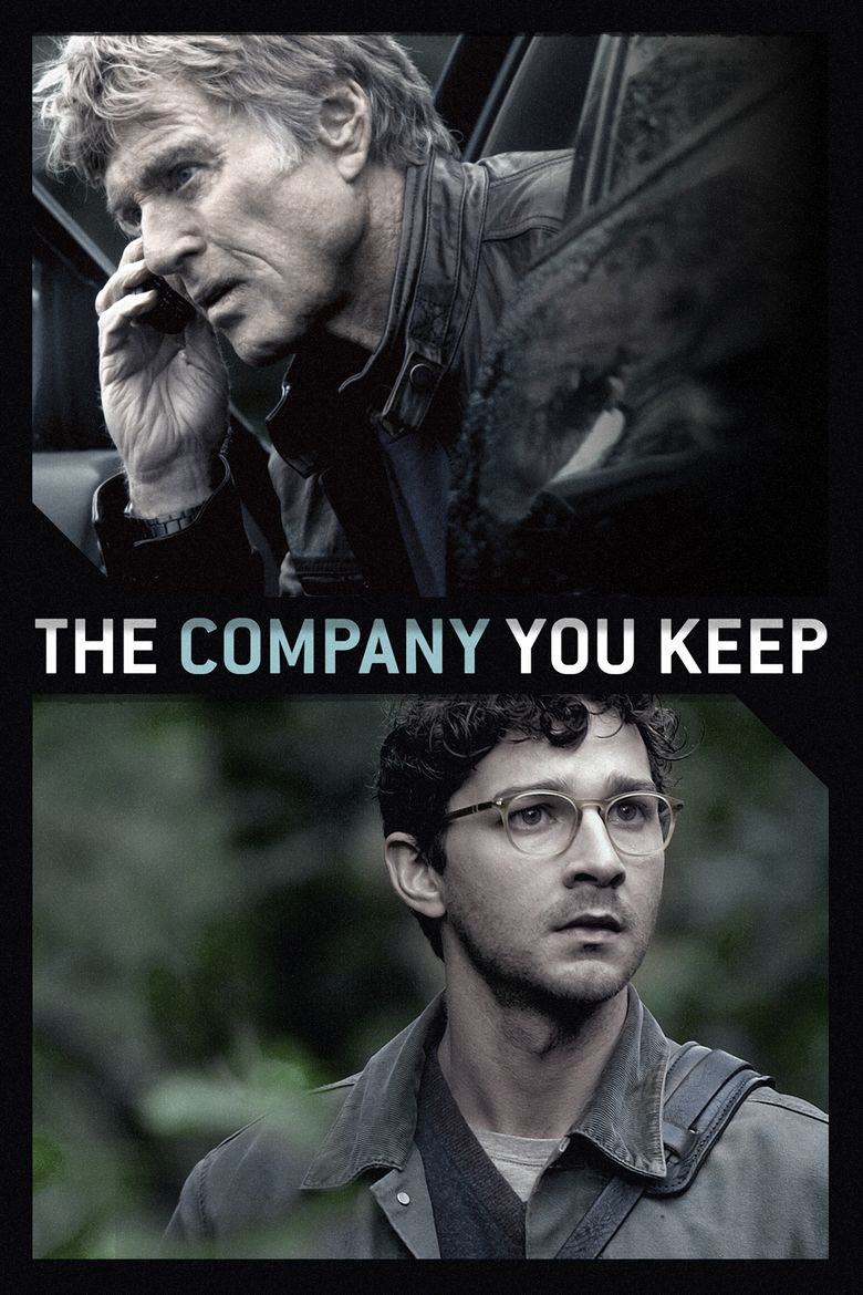 The Company You Keep (film) movie poster