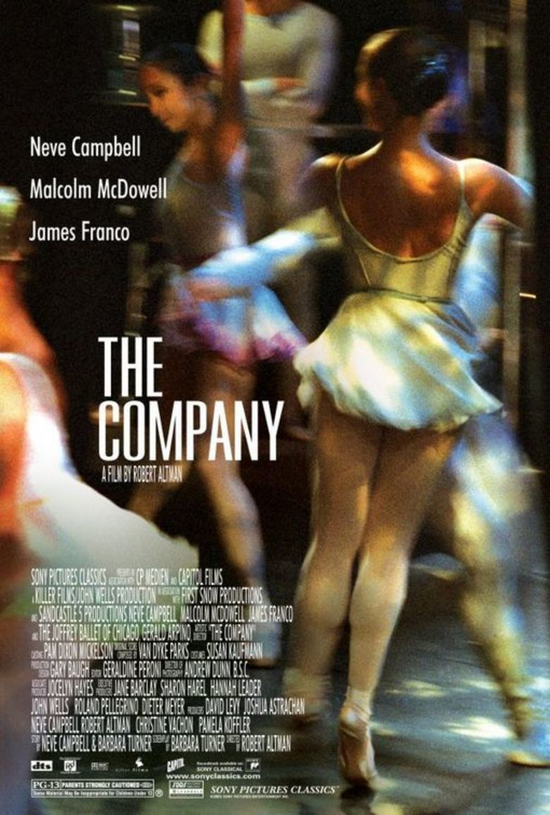 The Company (film) movie poster