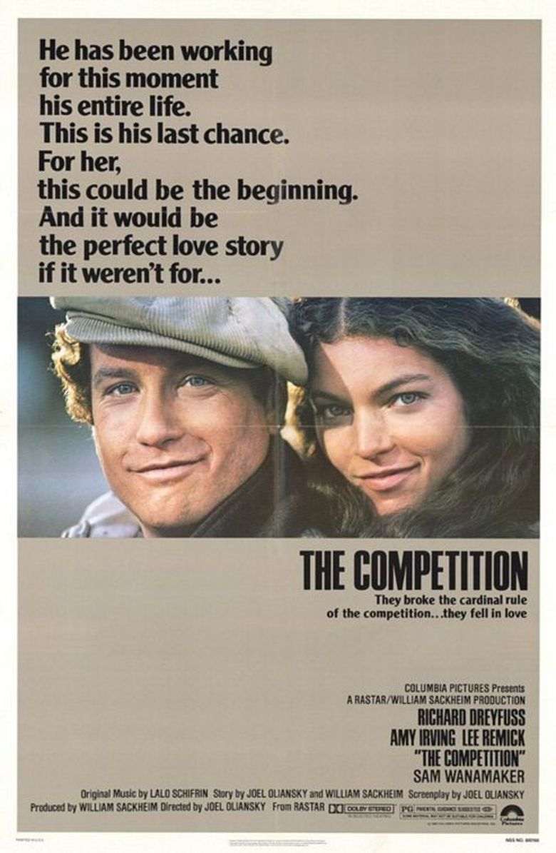 The Competition (film) movie poster