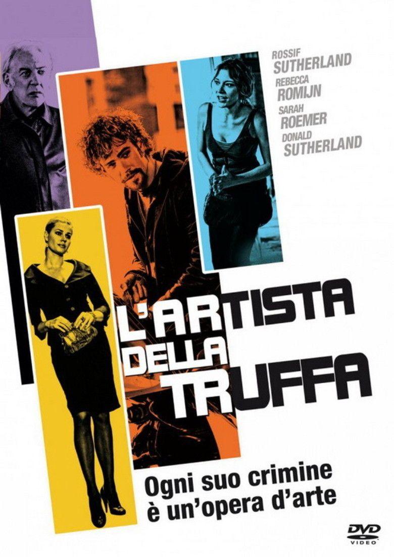 The Con Artist movie poster