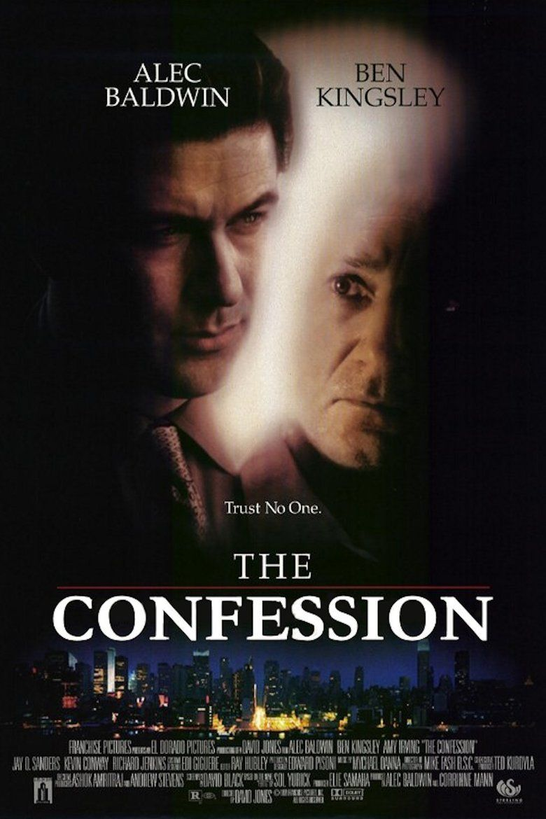 The Confession (1999 film) movie poster