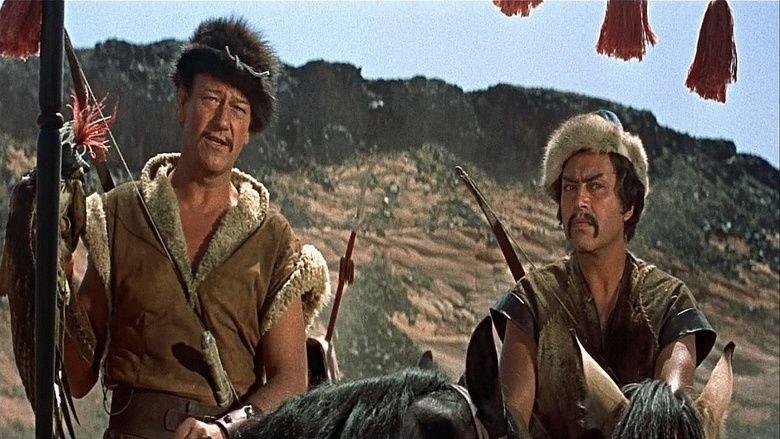 The Conqueror (film) movie scenes