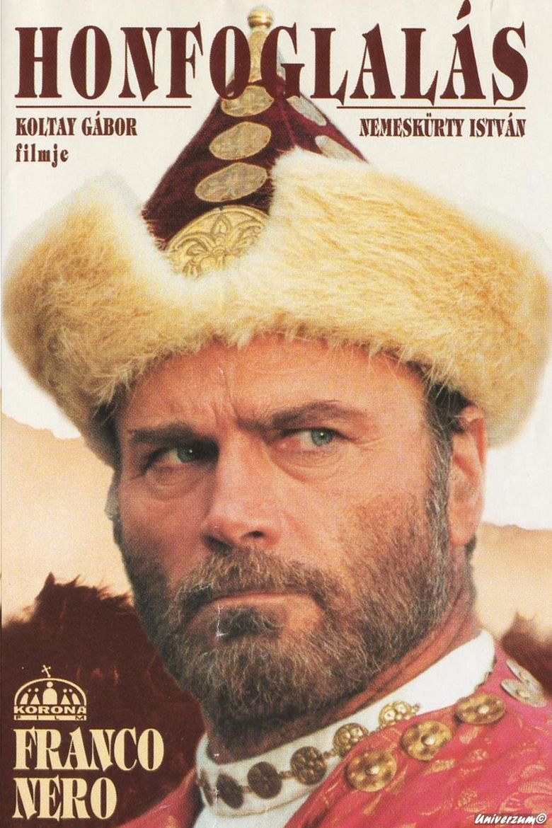 The Conquest (1996 film) movie poster