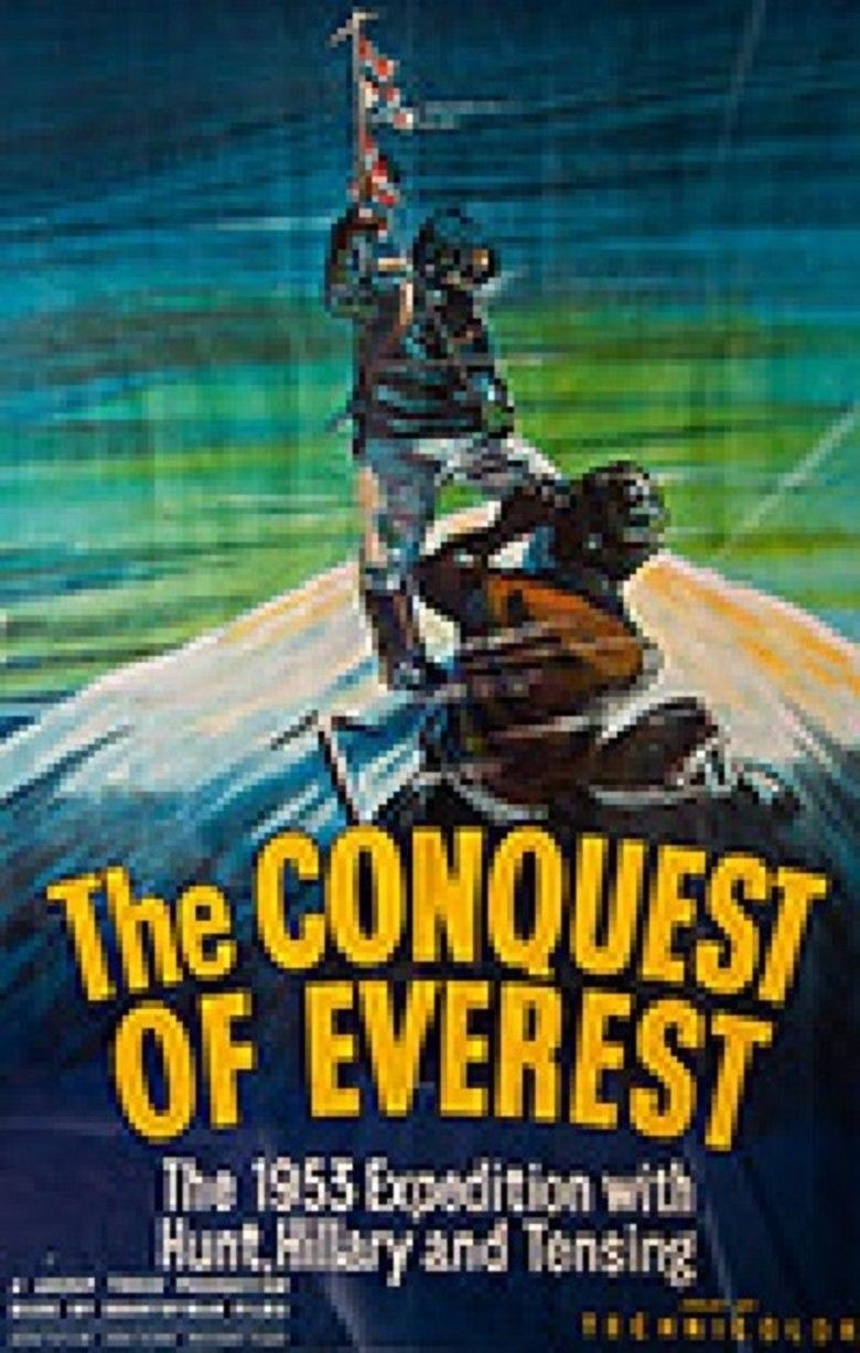 The Conquest of Everest movie poster
