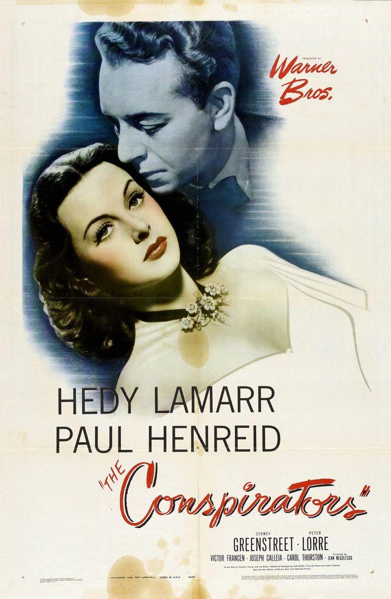 The Conspirators movie poster