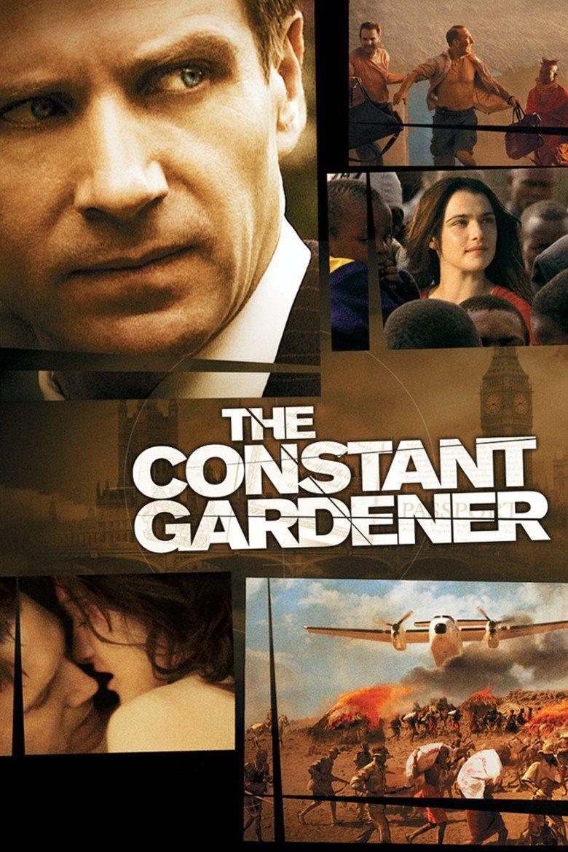 The Constant Gardener (film) movie poster