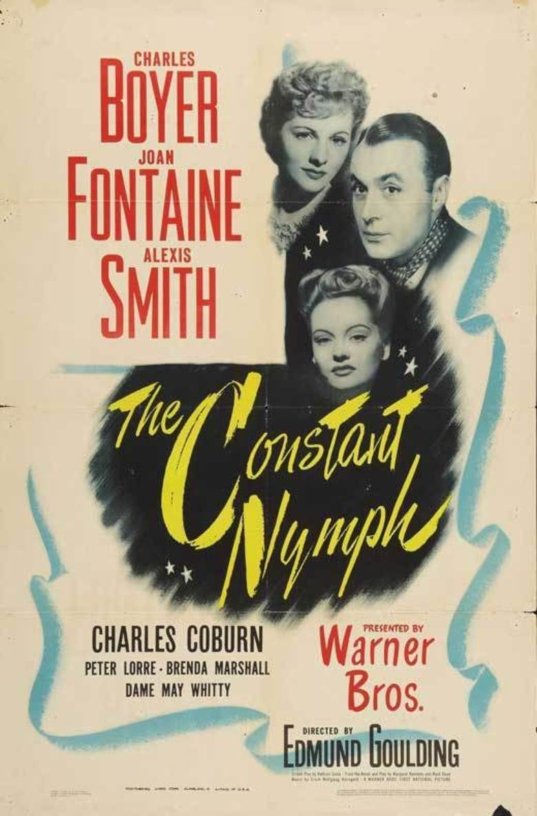 The Constant Nymph (1943 film) movie poster