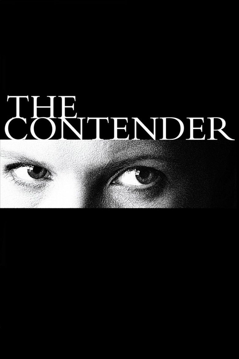 The Contender (2000 film) movie poster