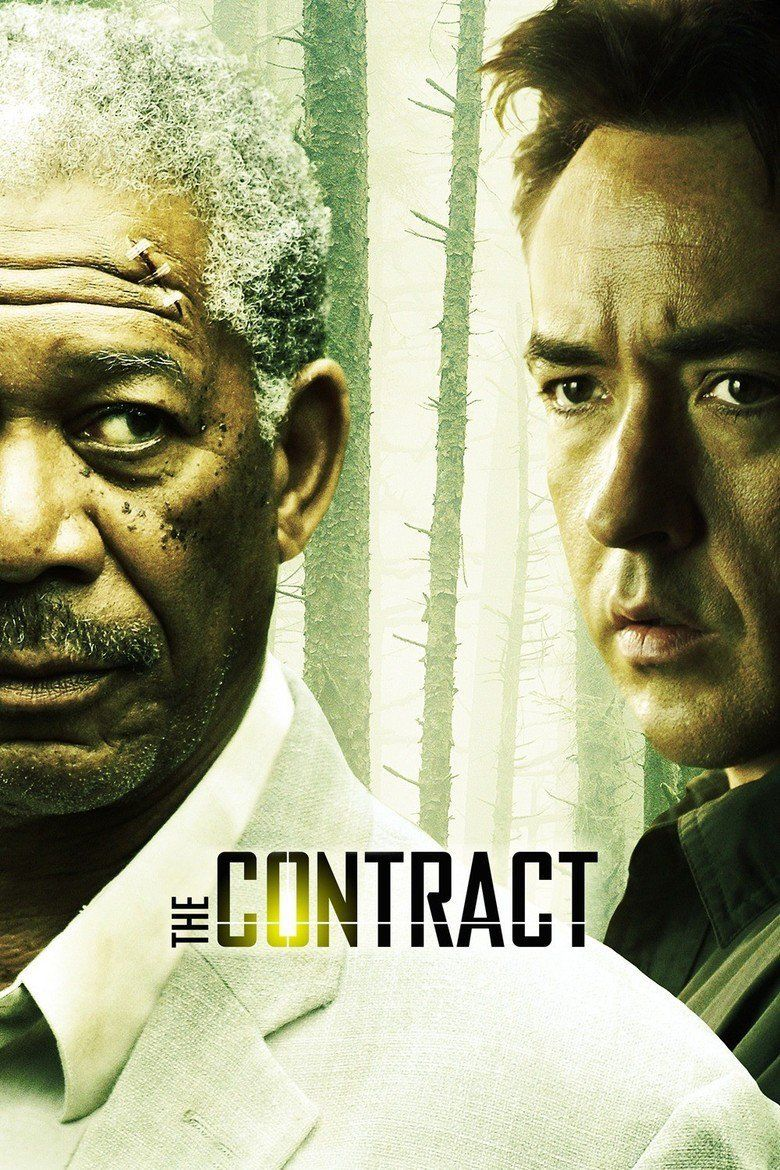The Contract (2006 film) movie poster