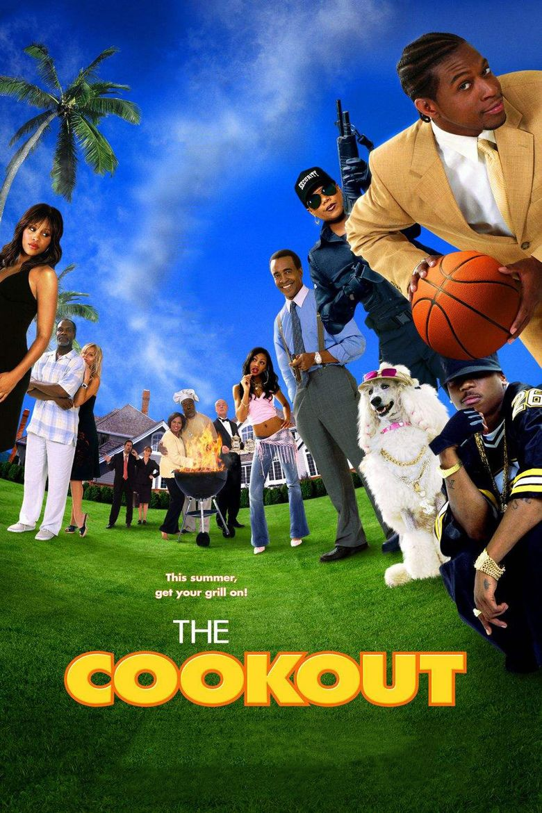 The Cookout movie poster