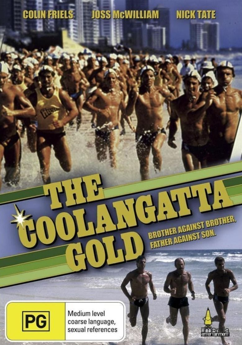 The Coolangatta Gold (film) movie poster