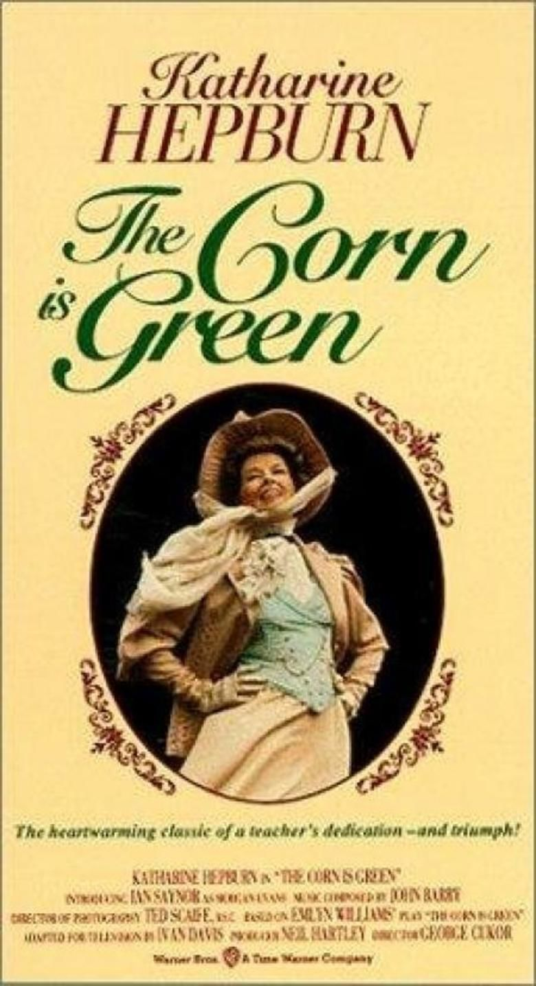 The Corn Is Green (1979 film) movie poster
