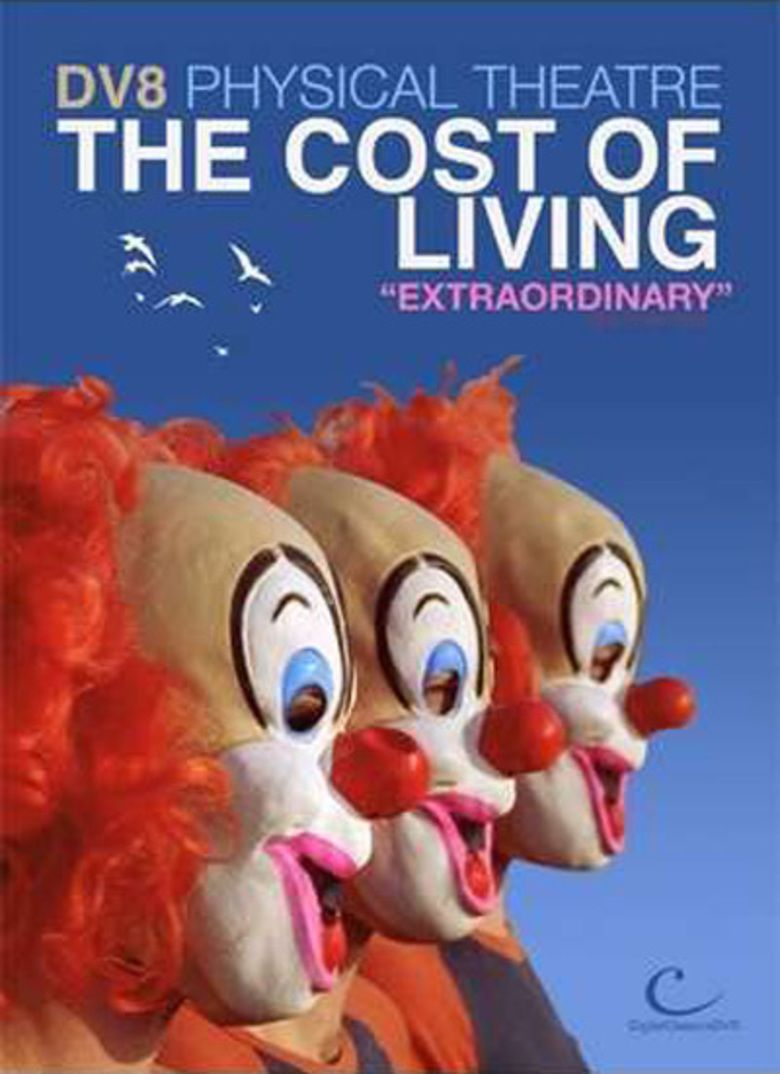 The Cost of Living (2004 film) movie poster
