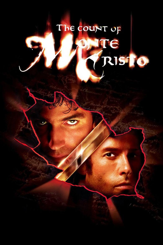 The Count of Monte Cristo (2002 film) movie poster
