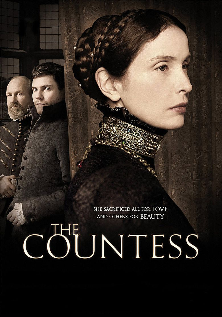The Countess (film) movie poster