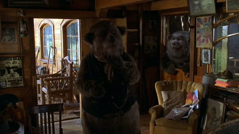 The Country Bears movie scenes