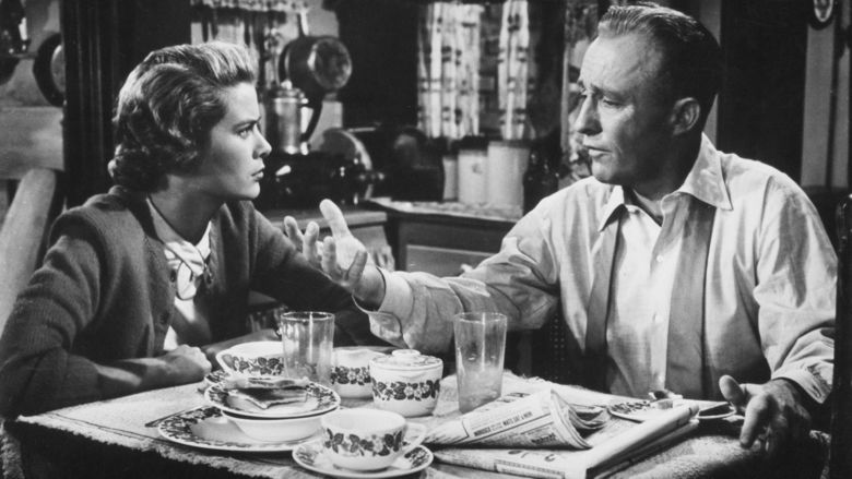 The Country Girl (1954 film) movie scenes