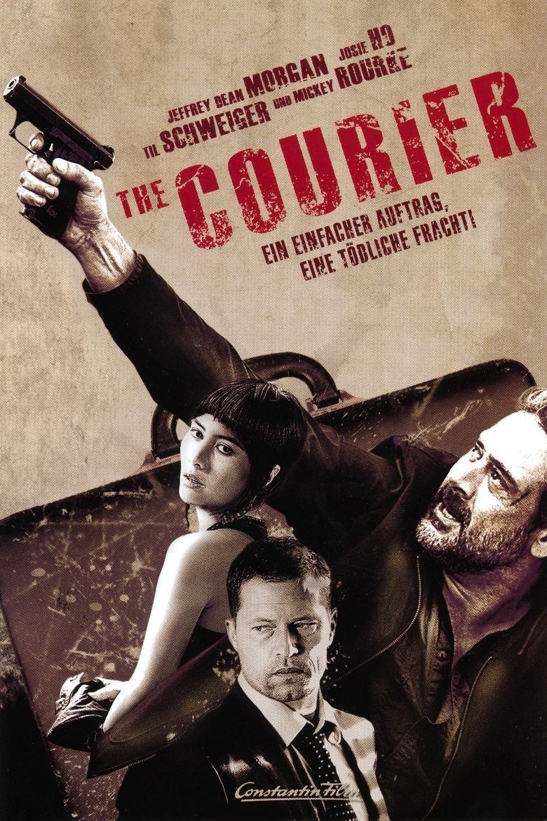 The Courier (2012) - Watch on Hoopla, Hiyah, Tubi