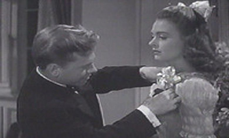 The Courtship of Andy Hardy movie scenes