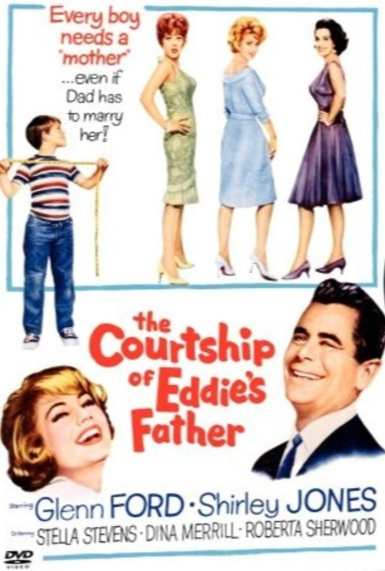 The Courtship of Eddies Father (film) movie poster