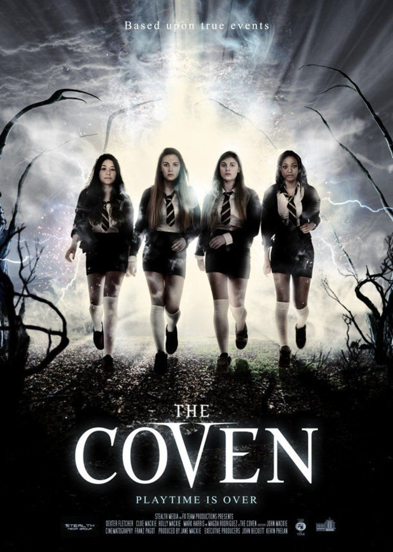 The Coven (film) movie poster