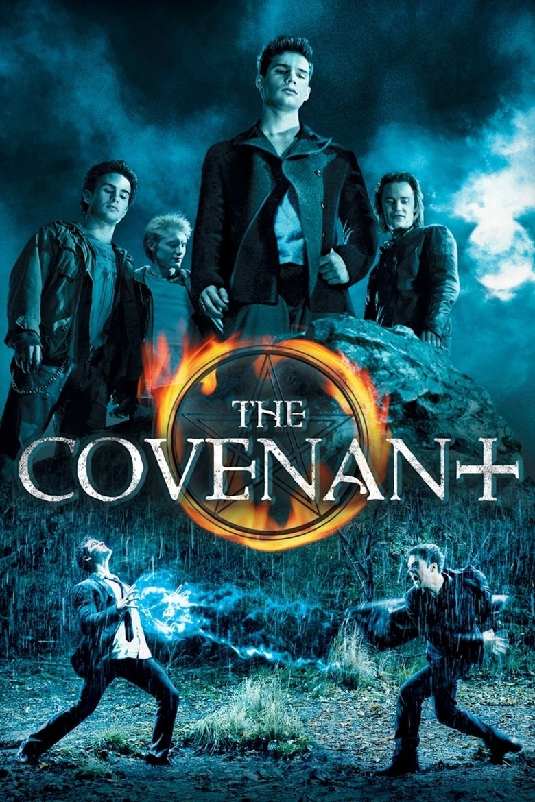 The Covenant (film) movie poster